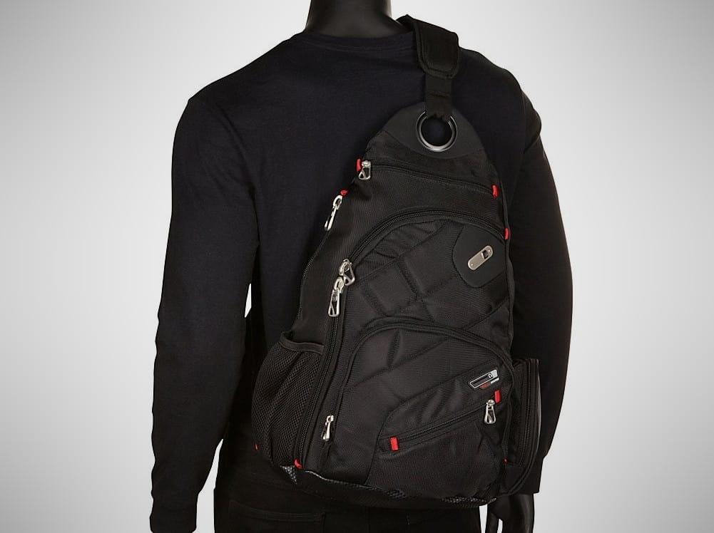 ful Brick House – sling backpack