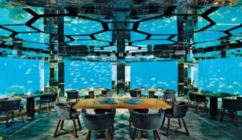 Down Where It's Wetter: The 9 Best Underwater Hotels