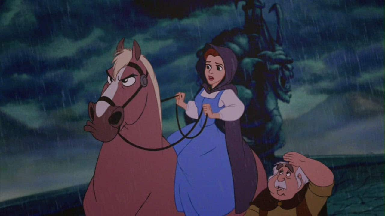 Belle Doesn't Trade Her Life For His – worst Disney princess