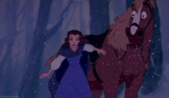 Belle Exhibits No Skills worst Disney princess 345x200 14 Reasons Belle is The Worst Disney Princess