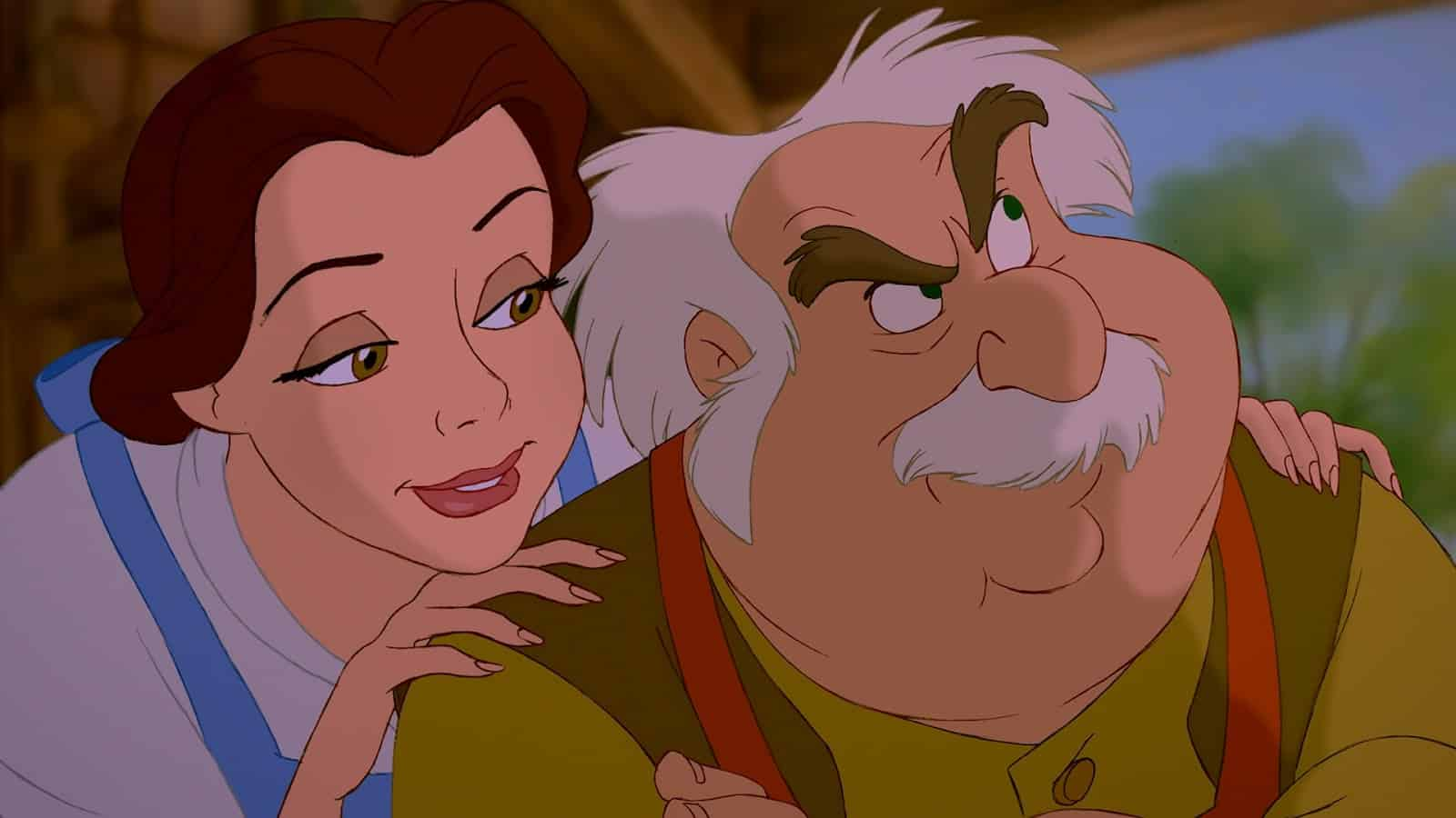 Belle Has No Regard for The Father Who Supports Her – worst disney princess