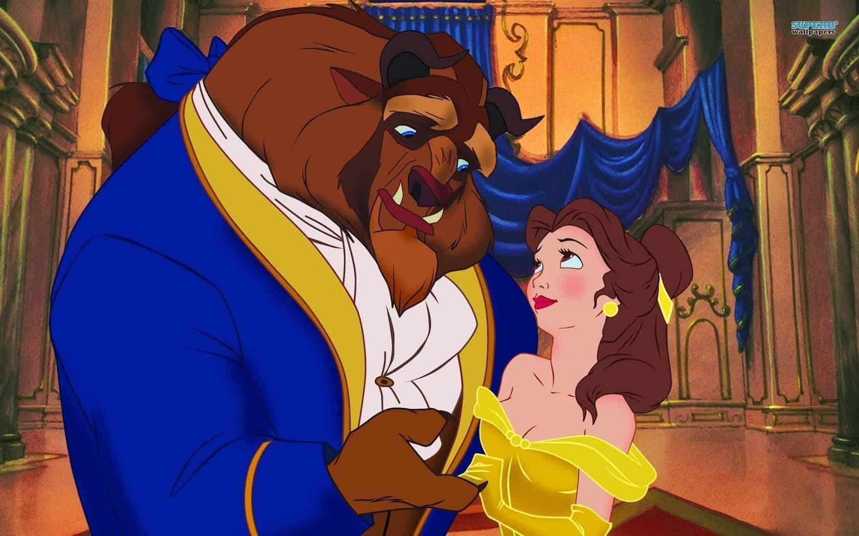 Belle Loves a Violent Savage – worst disney princess