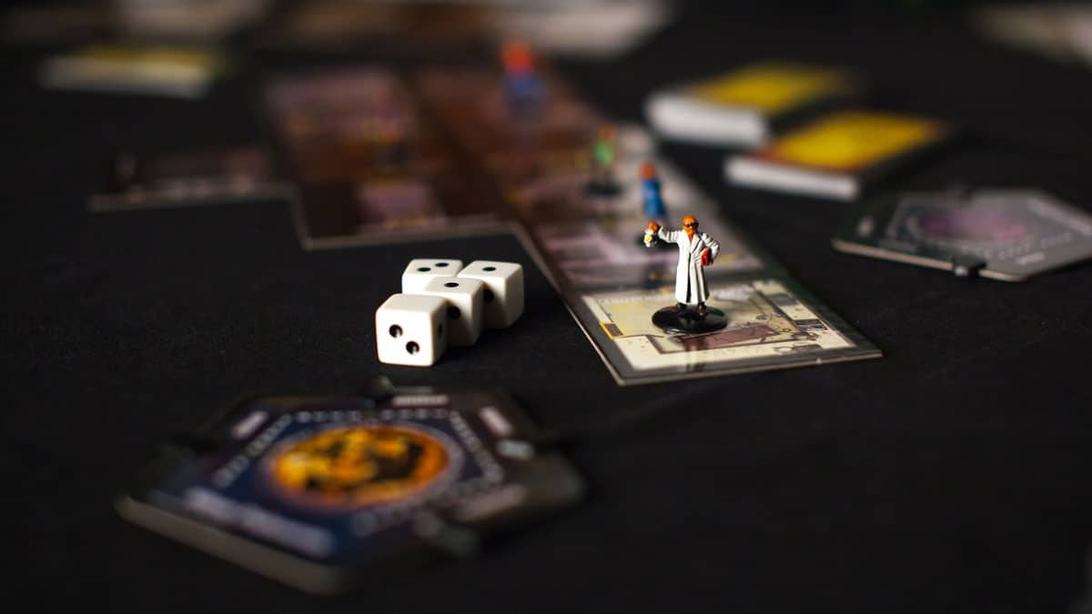 Betrayal at the House on the Hill – board game