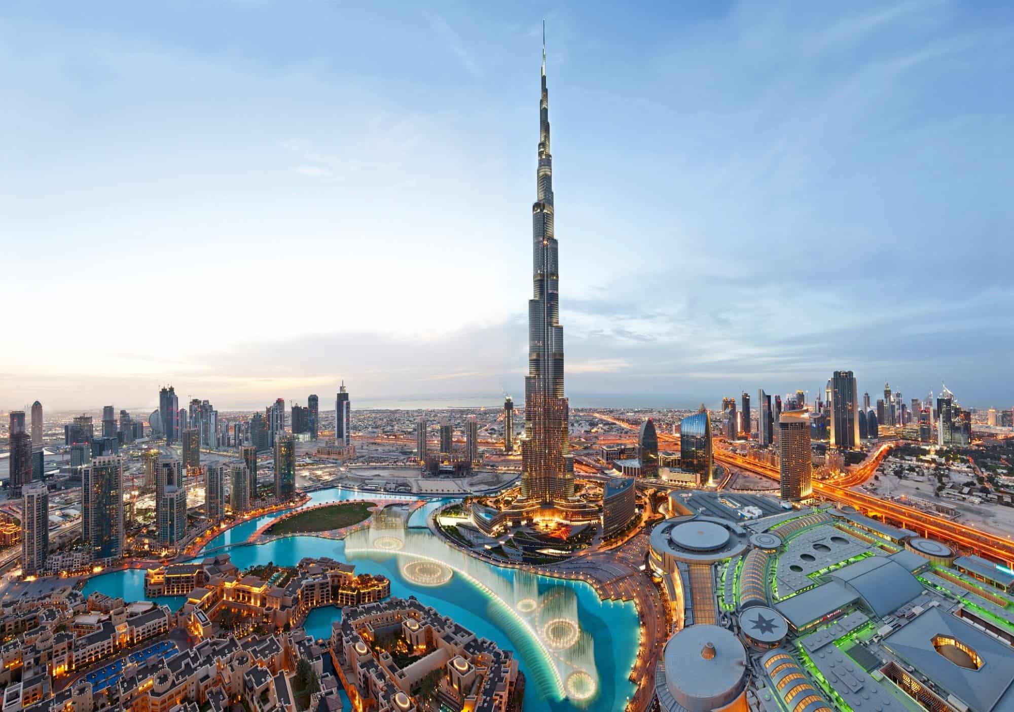 Burj Khalifa – largest building