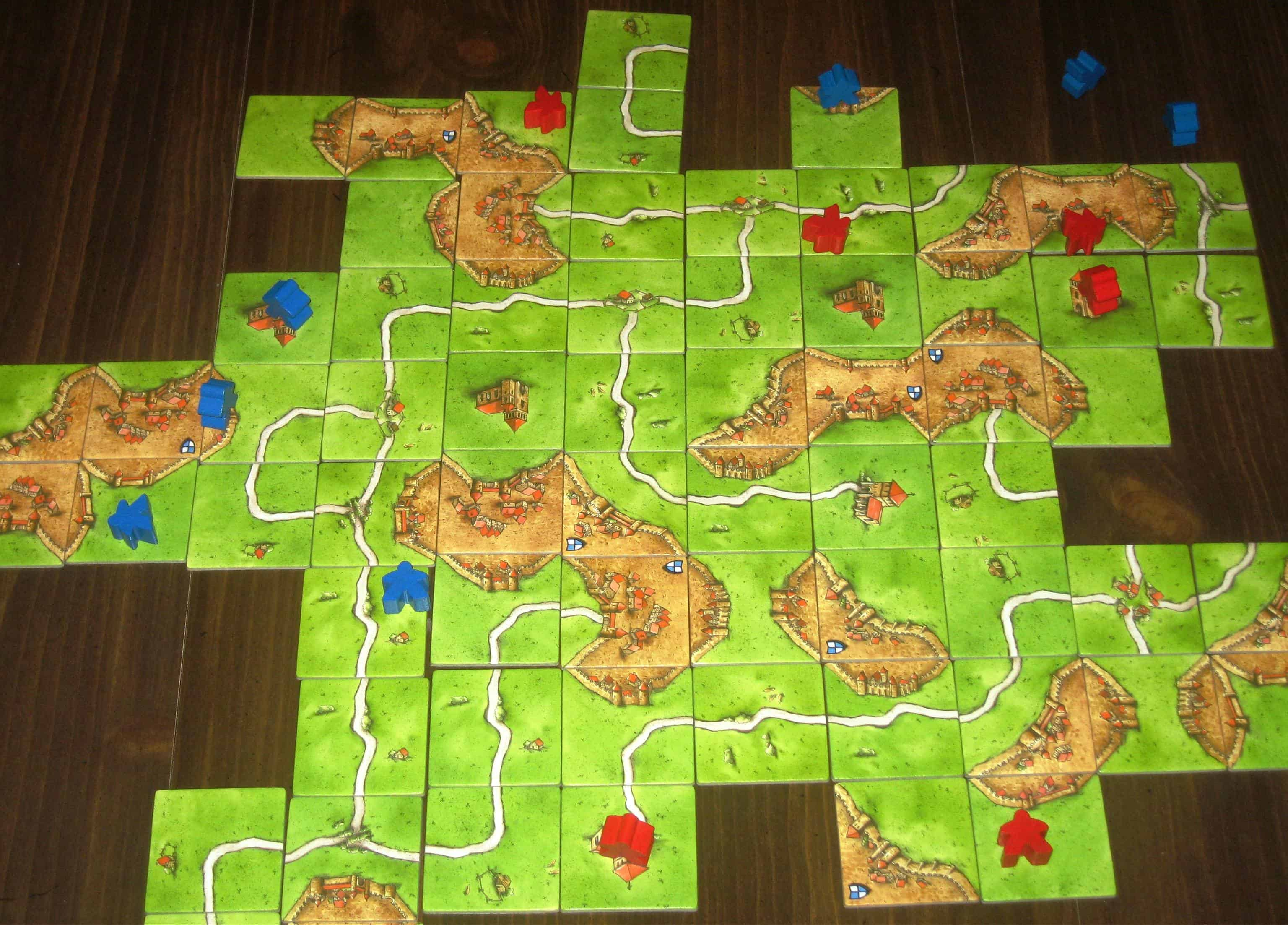 Carcassonne – board game