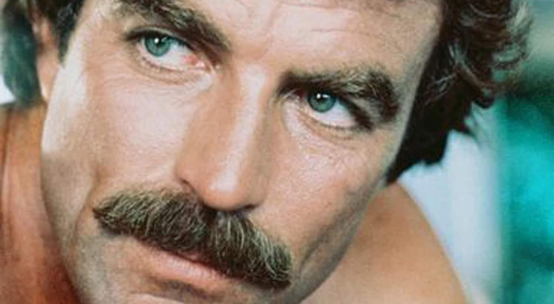 Chevron – mustache style