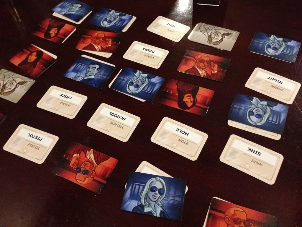 Codenames – board game