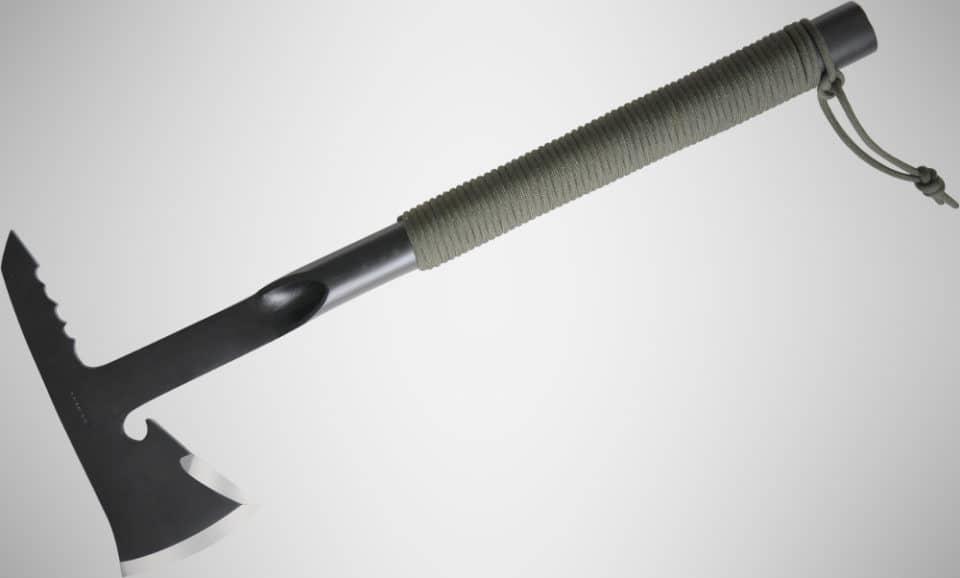 Condor Tool & Knife, TRT (Tactical Rescue Tomahawk)