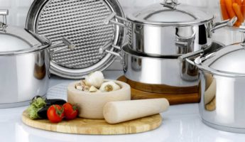 Cookware registry gift idea 345x200 20 Things You Should Be Putting On Your Gift Registry
