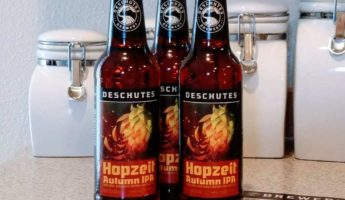 Deschutes Hopzeit Autumn IPA oktoberfest beer 345x200 16 Oktoberfest Beers That Are Good Anytime of the Year