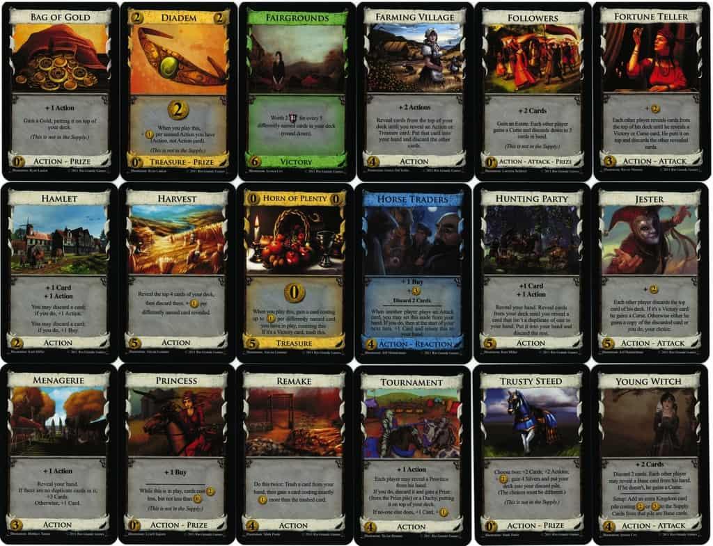 Dominion – board game