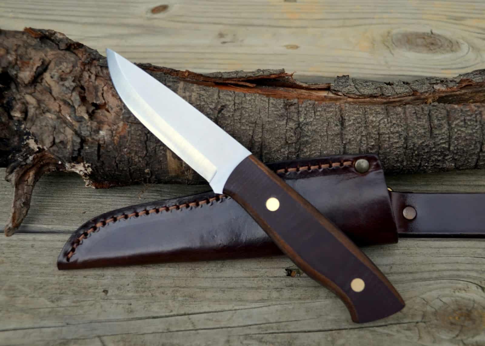 Enzo Trapper – bushcraft knife