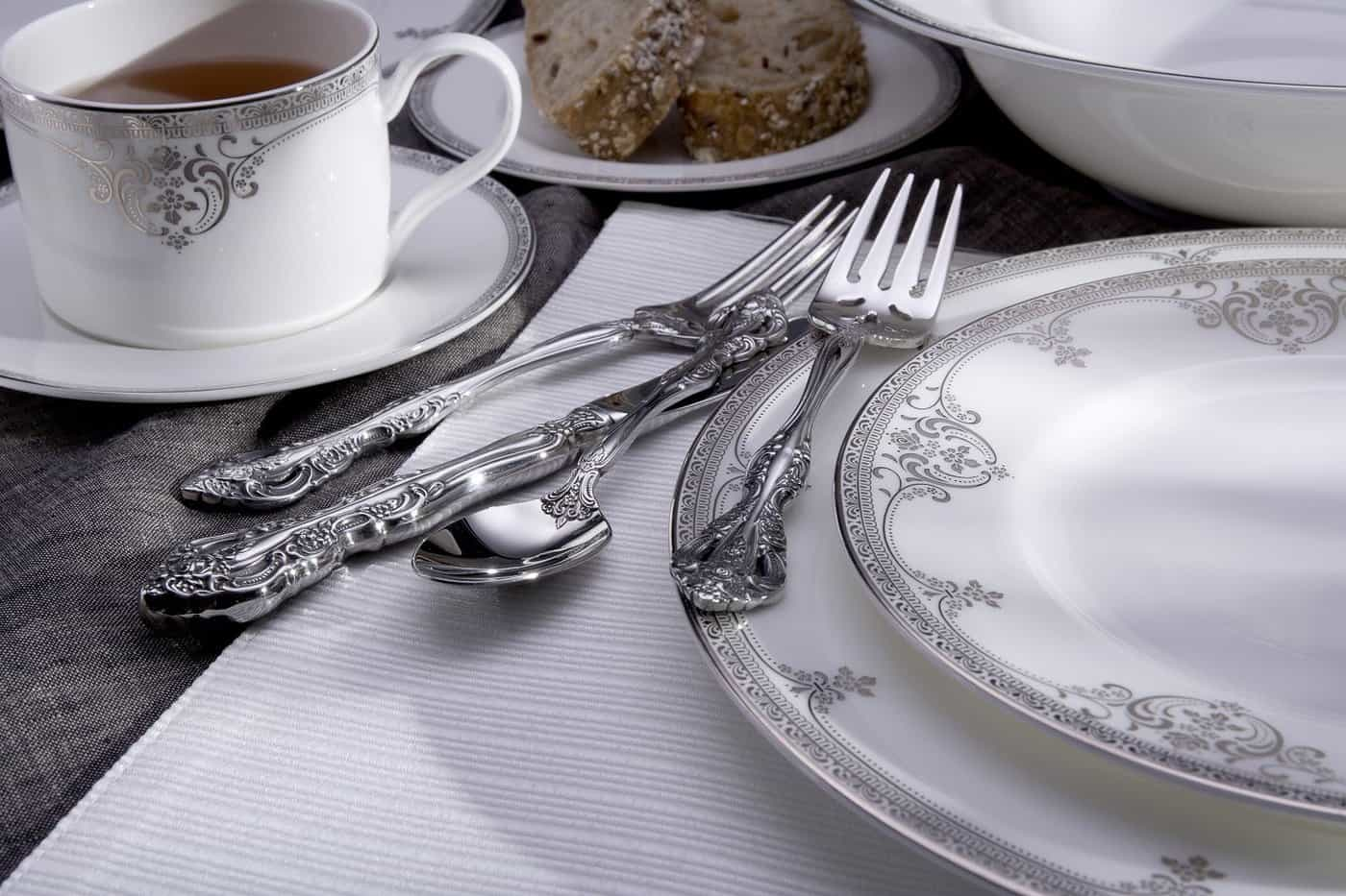 Flatware – registry gift idea
