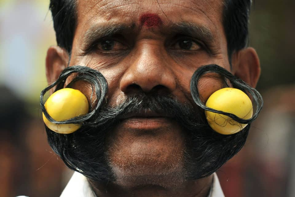 Freestyle Mustache Style