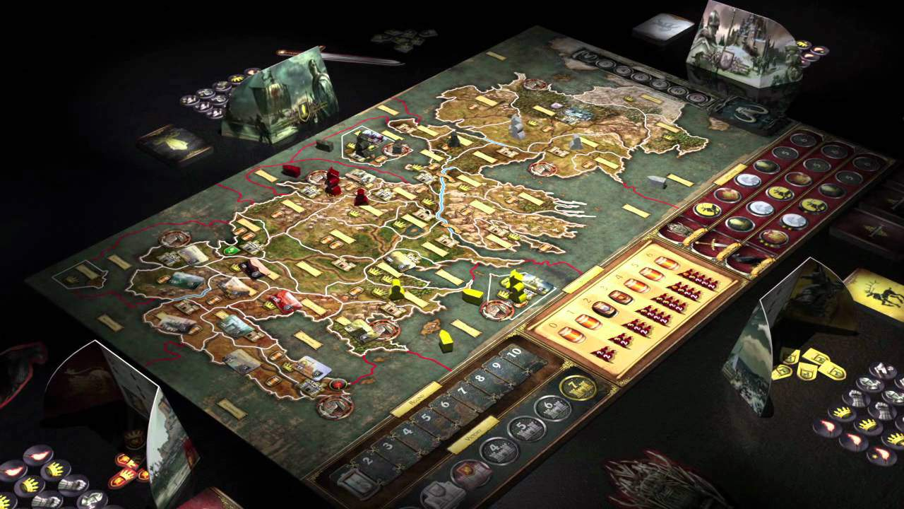 Game of Thrones – board game
