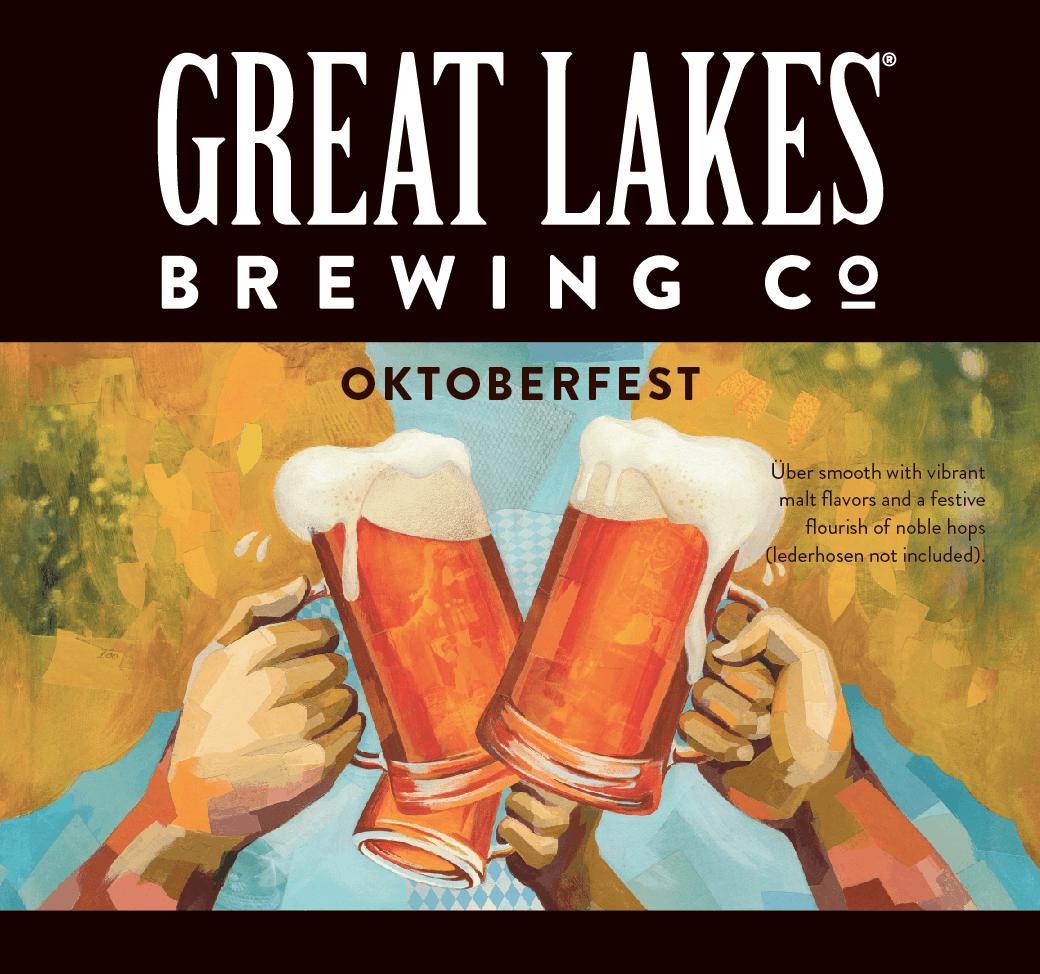 Great Lakes Oktoberfest Beer