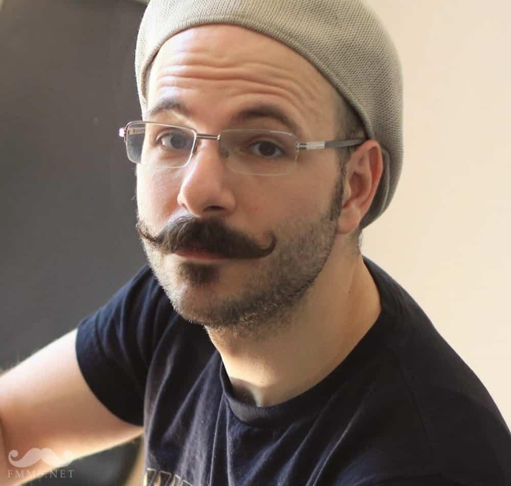 Handlebar – mustache style