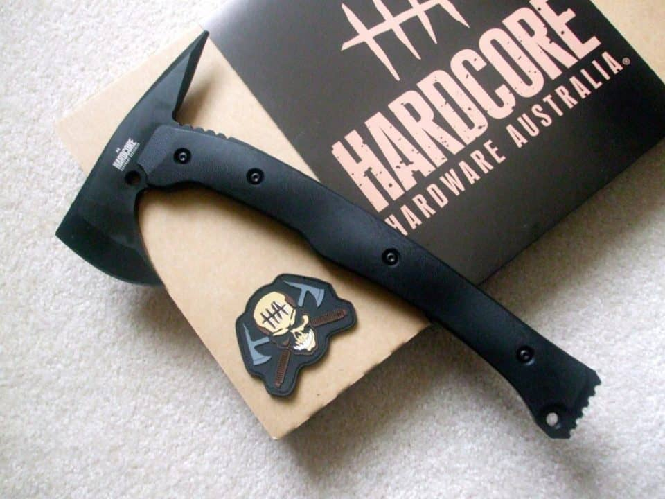 Hardcore Hardware LFT01 Tactical Tomahawk G-10