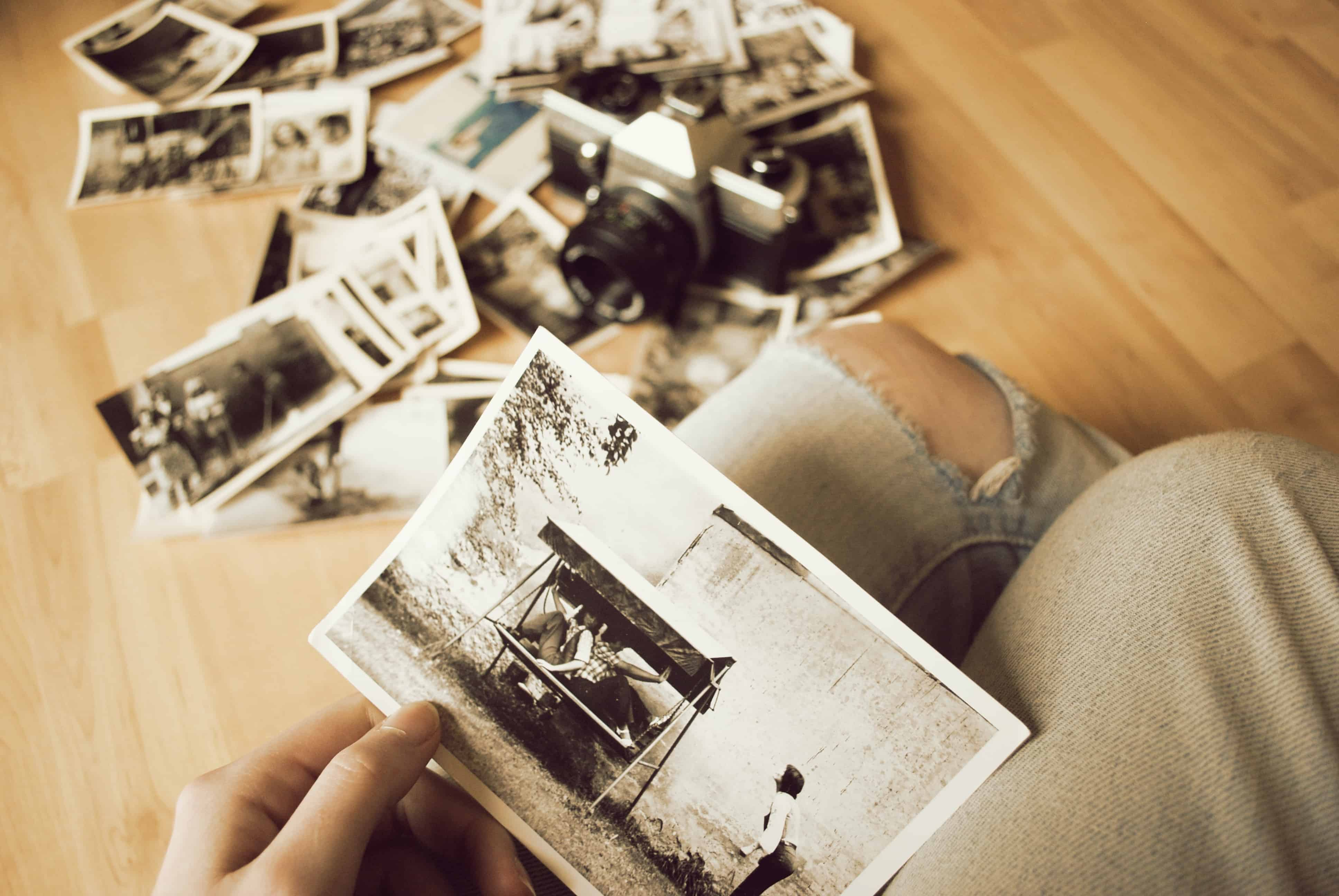 Hold Onto Your Memories – new parent tip