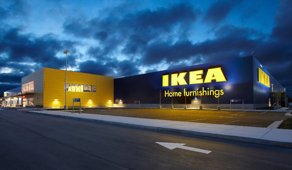 IKEA – famous brand fact