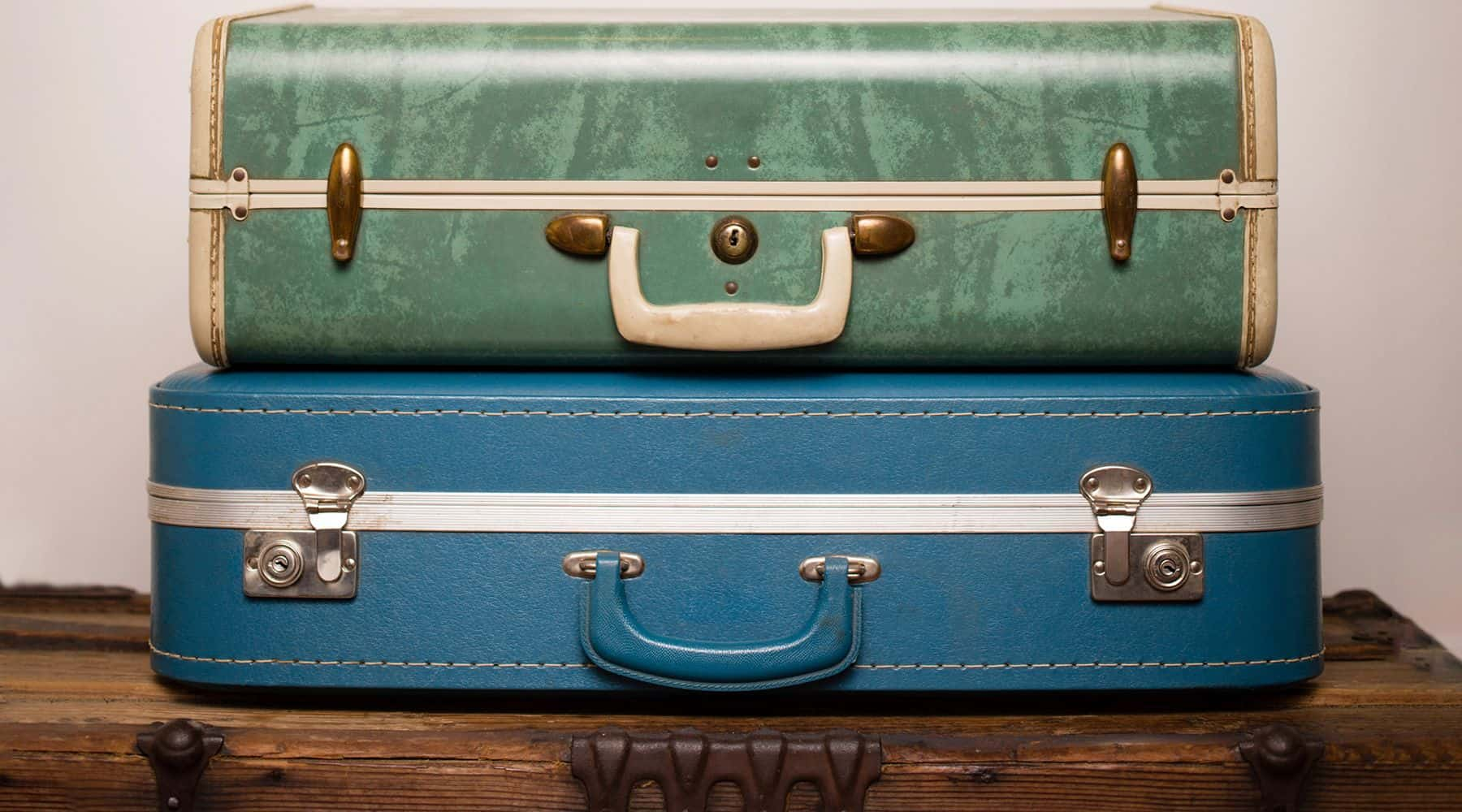 Luggage – gift registry idea