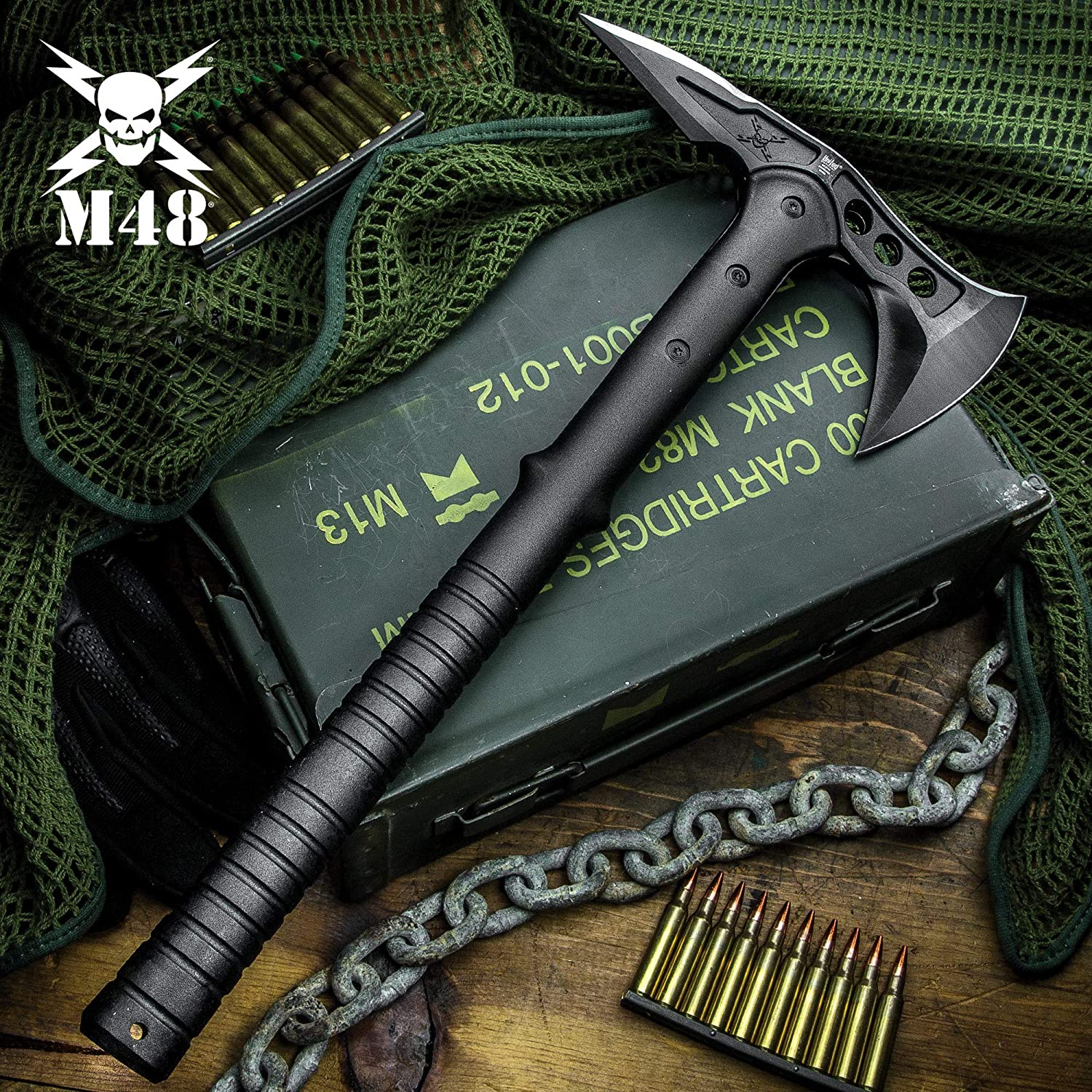 United Cutlery M48 Tactical Tomahawk Axe