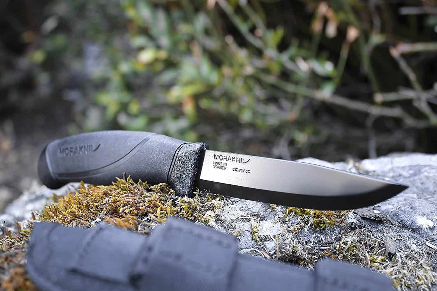 Morakniv Companion – bushcraft knife
