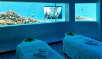 Niyama Maldives underwater hotel 345x200 Down Where Its Wetter: The 9 Best Underwater Hotels