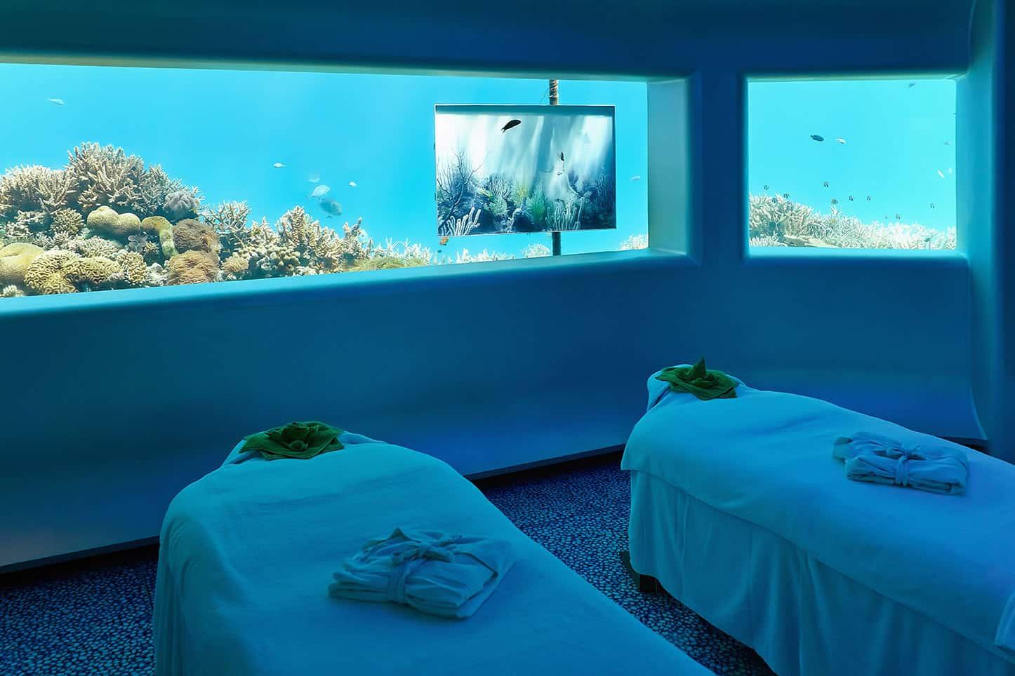 Niyama, Maldives – underwater hotel