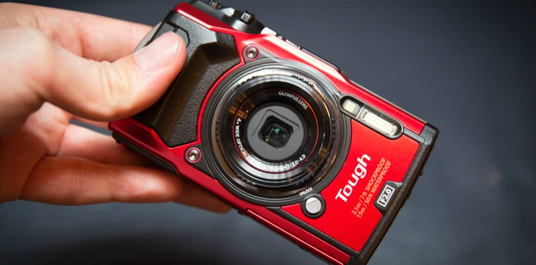 Shoot Wet With The 9 Best Waterproof Cameras