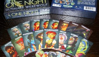 One Night Ultimate Werewolf board game 345x200 The 17 Best Board Games For Analog Play Time