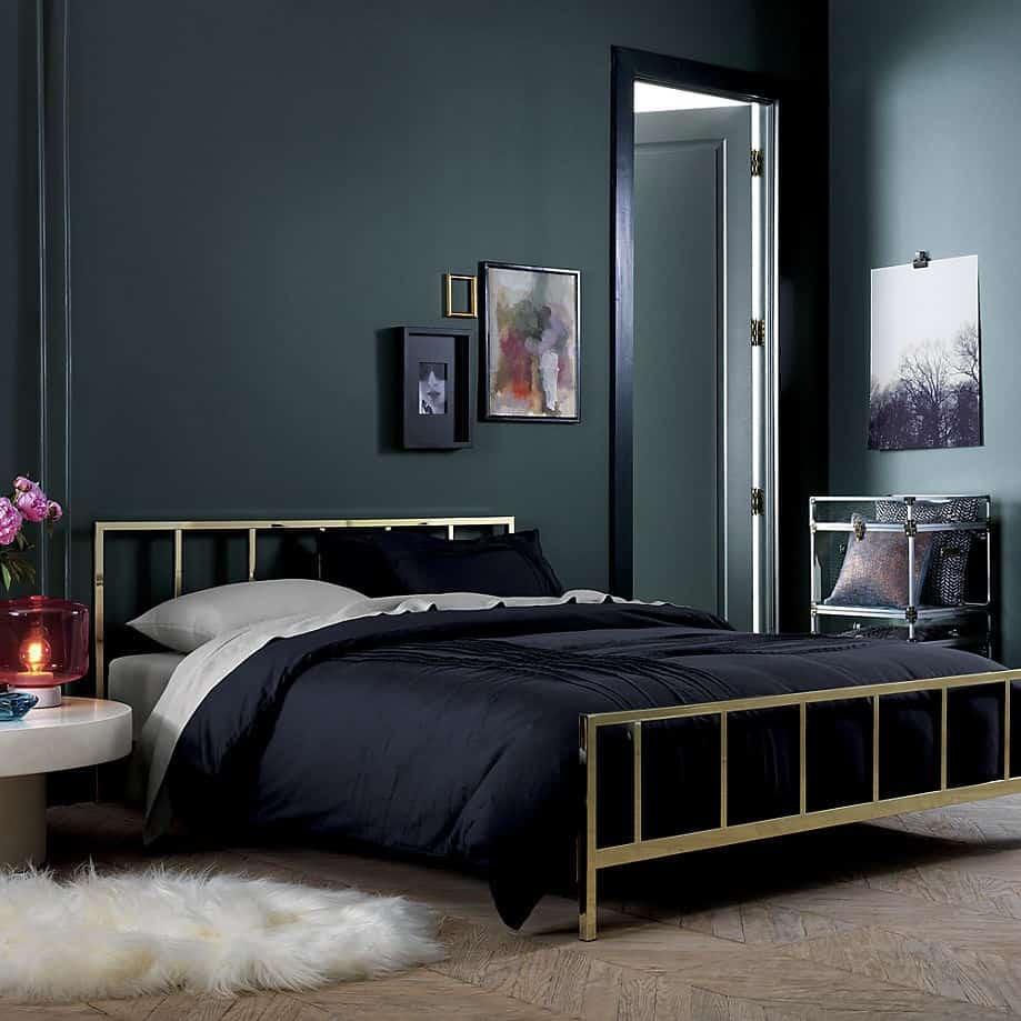 Paint Last – small room decor