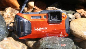 Panasonic DMC TS6 waterproof camera 345x200 Shoot Wet With The 9 Best Waterproof Cameras