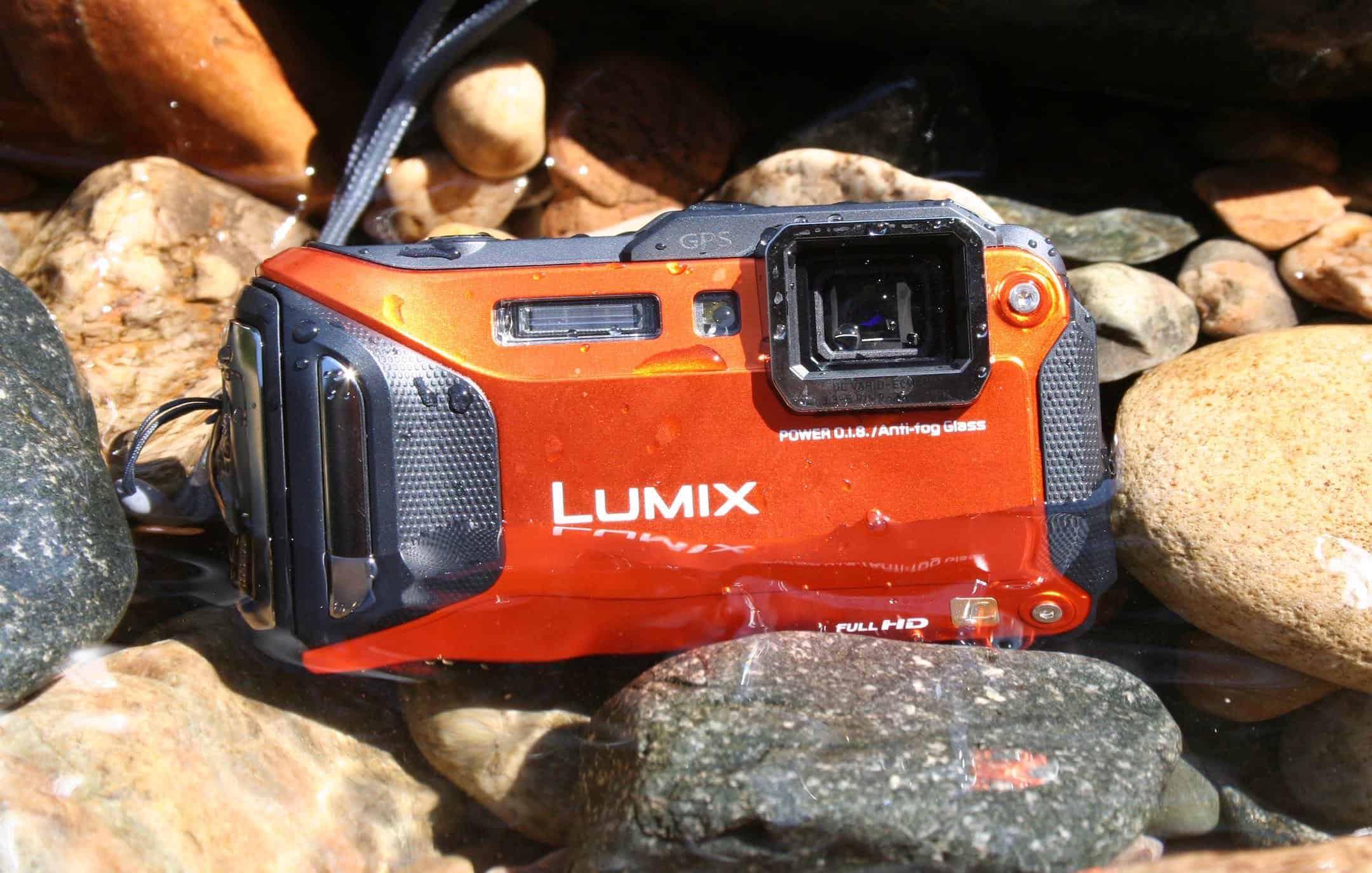 Panasonic DMC-TS6 – waterproof camera