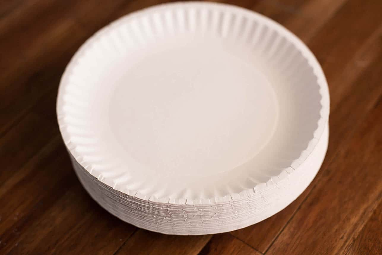 Paper Plates – product stop buying