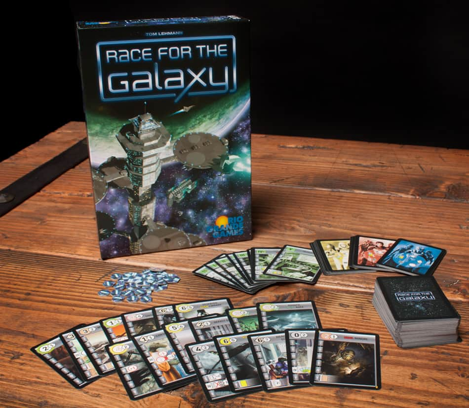 Race for the Galaxy – board game