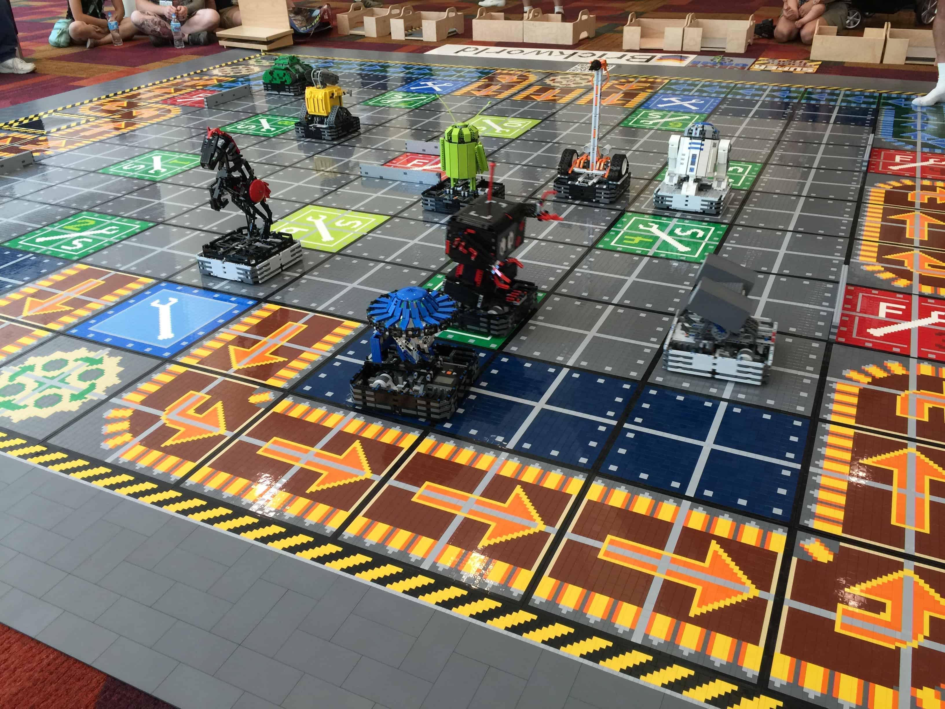 Robo-Rally – board game