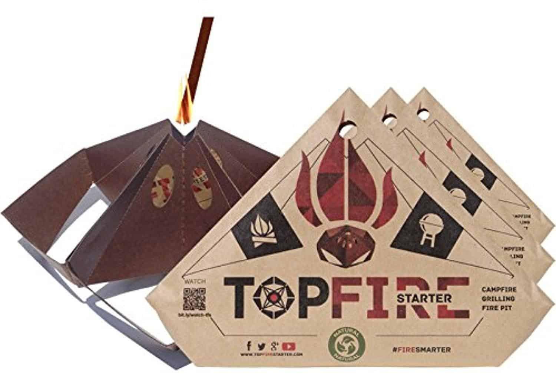 TopFire – start a fire