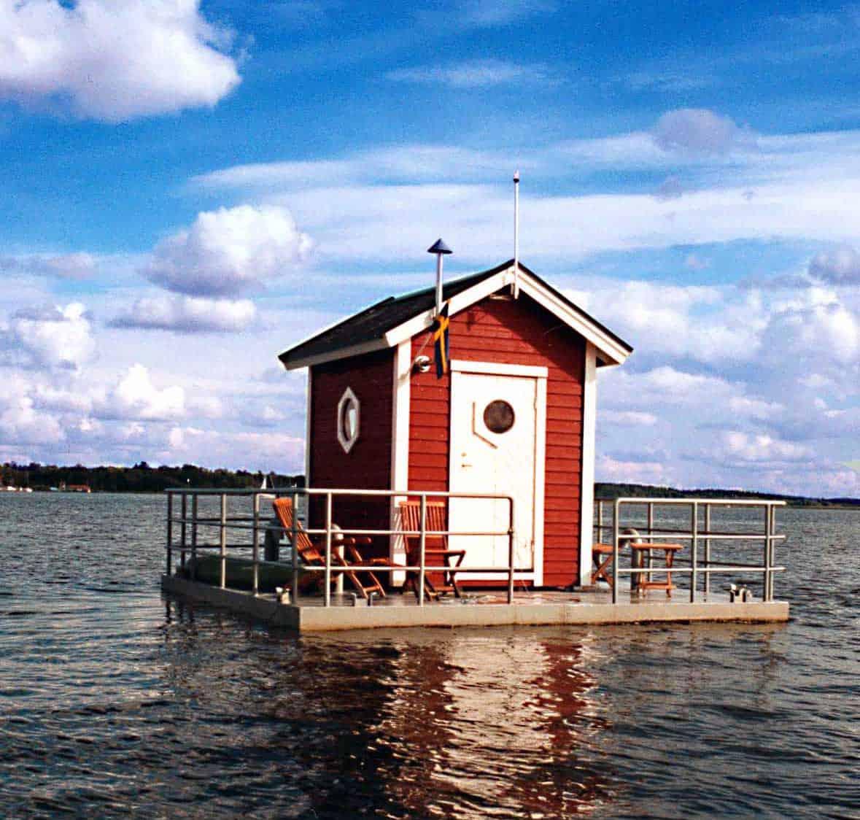 Utter Inn, Västerås, Sweden – underwater hotel