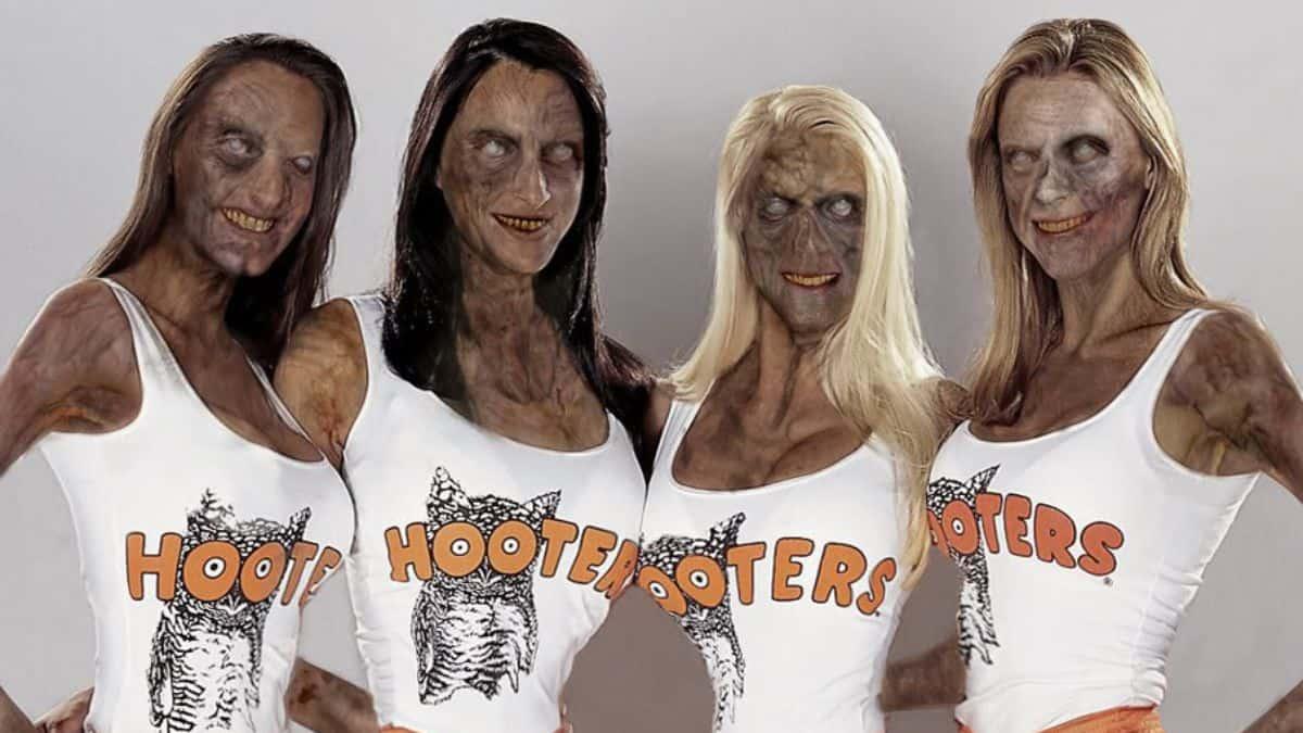 Zombie Versions – halloween costume idea