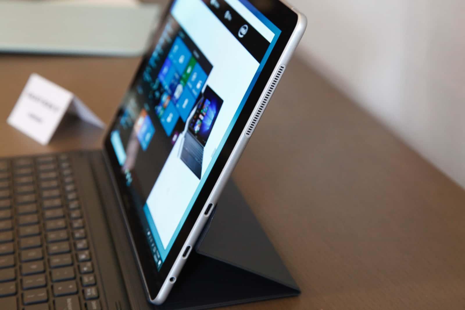 12-inch Samsung Galaxy Book – tablet computer