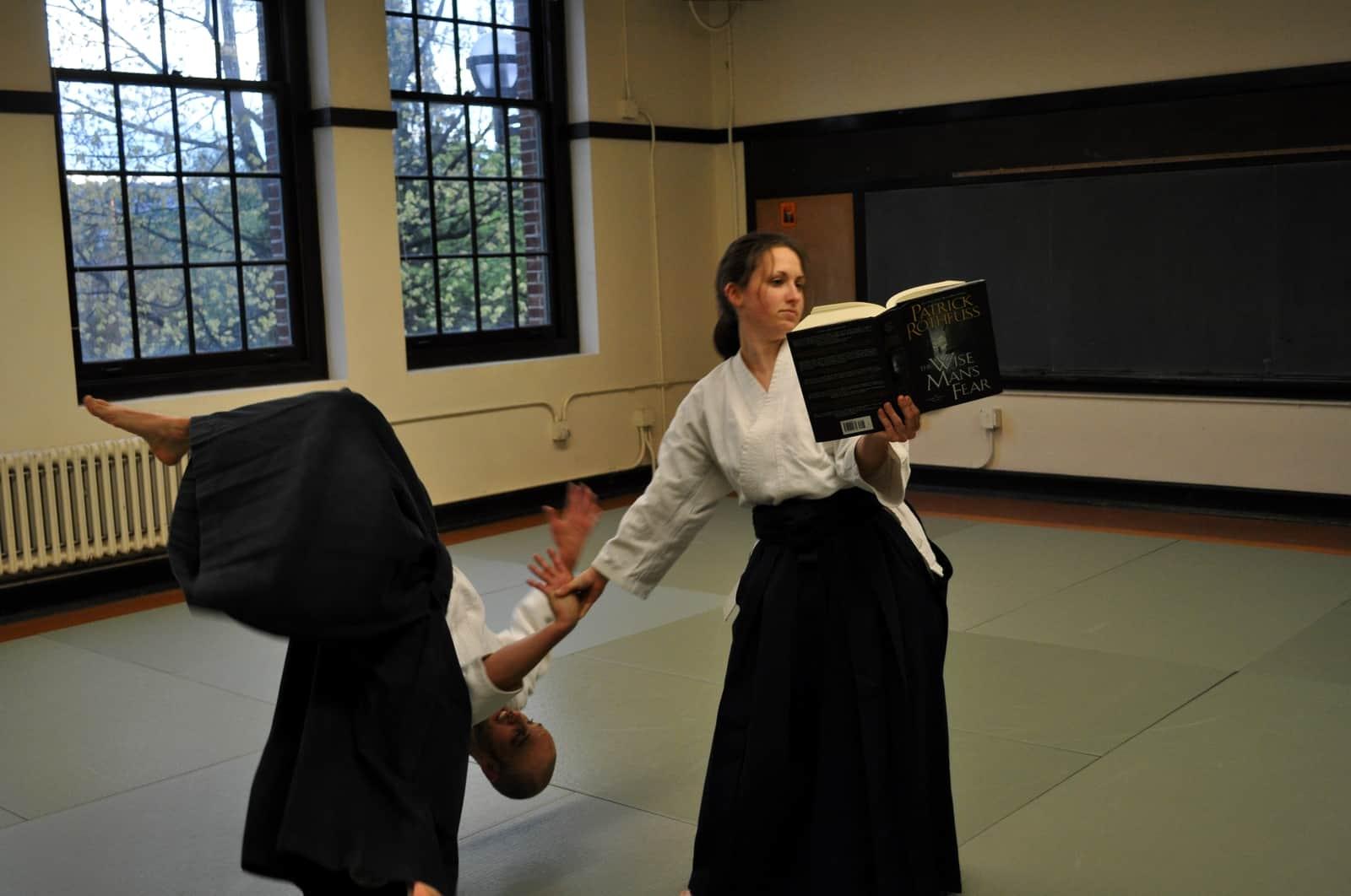 Aikido – martial art