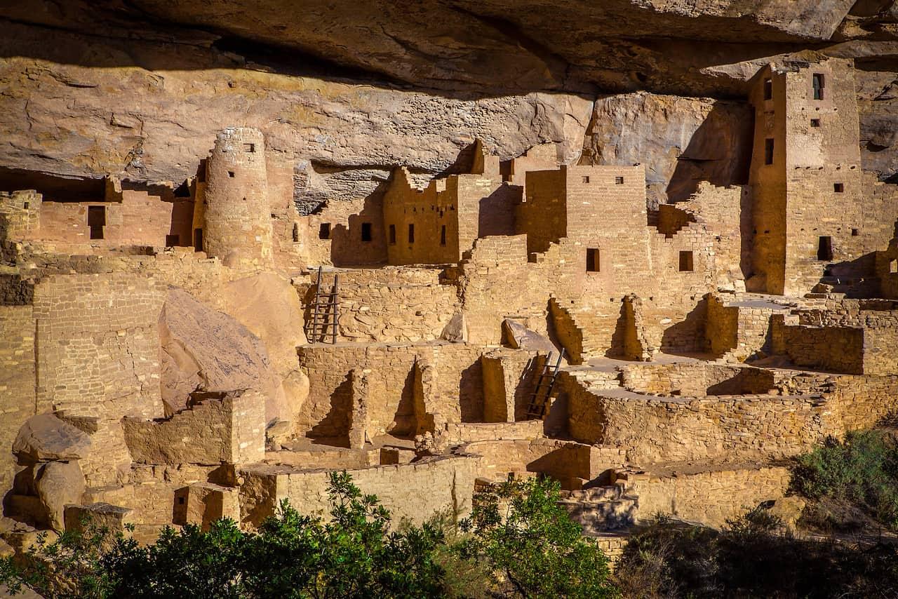 Cliff Palace Anasazi Indian Ruins #3