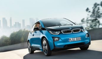 BMW i3 electric car 345x200 Work the Wire with the 12 Best Fully Electric Cars On The Road