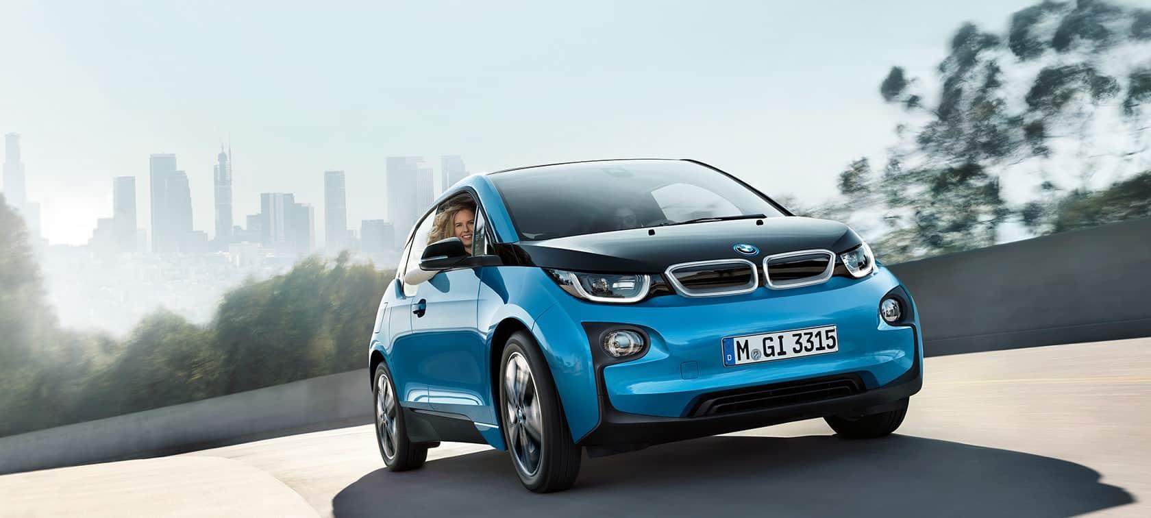 BMW i3 – electric car