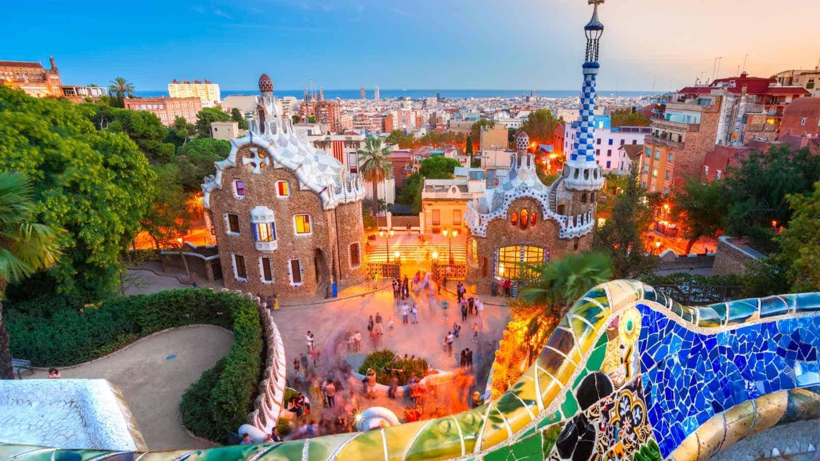 Barcelona – fun city