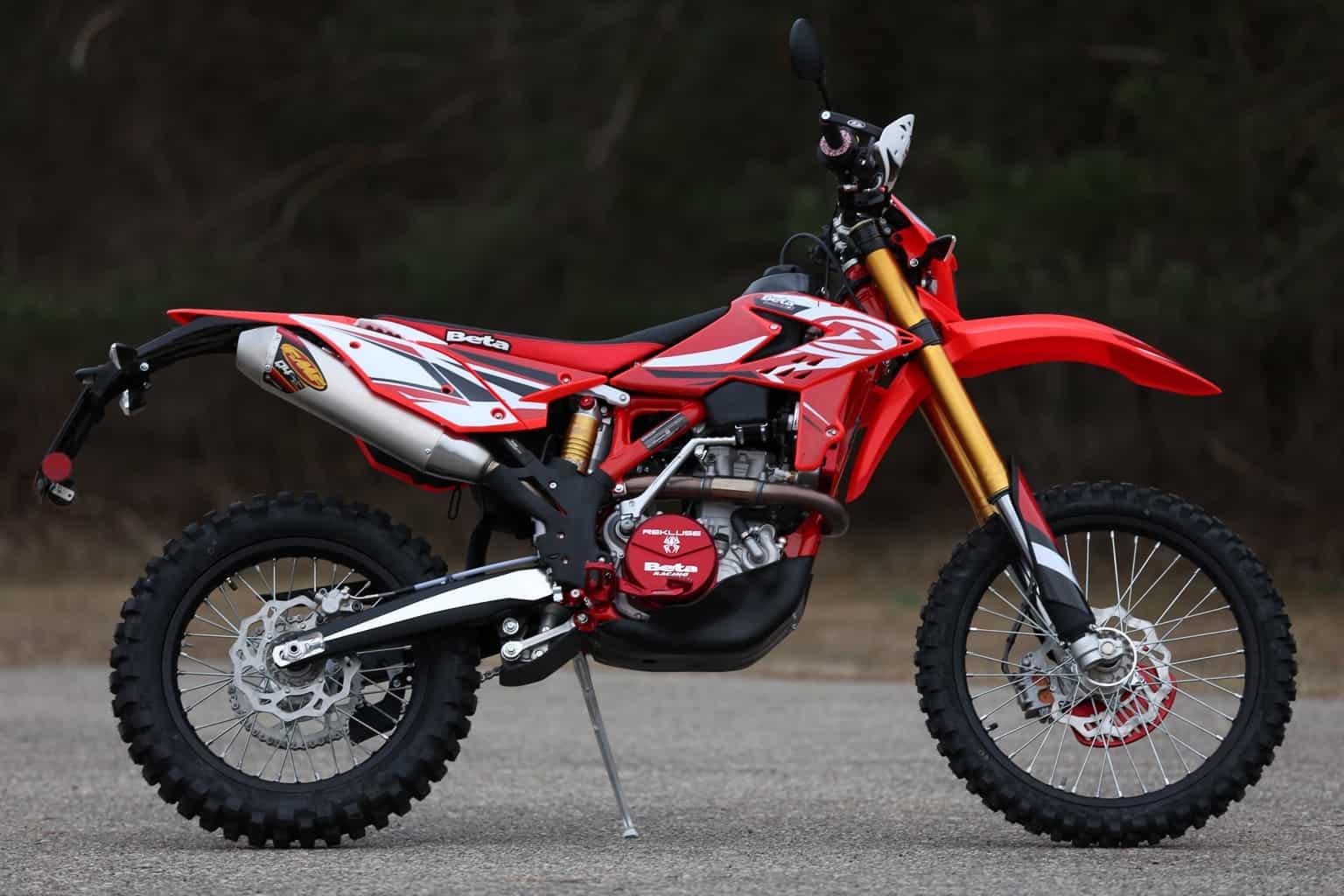 Beta500RR-S – dual sport motorcycle