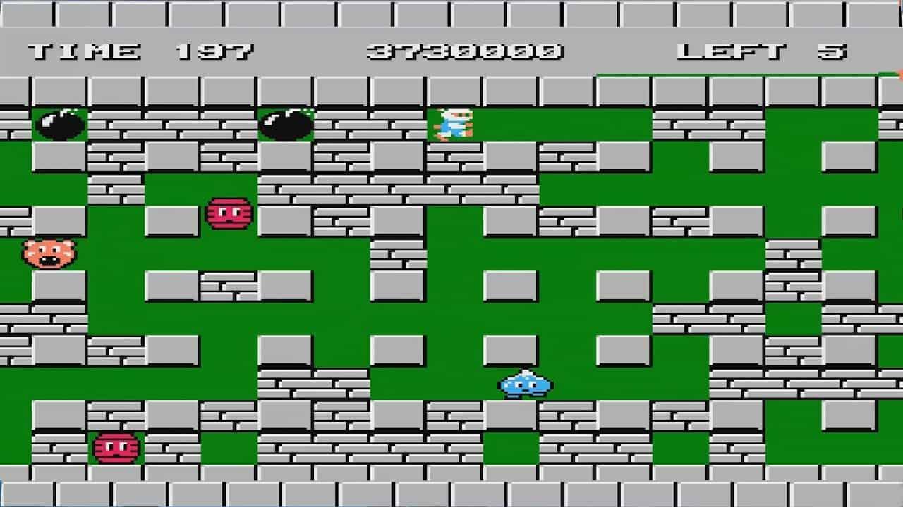 Bomberman – important video game