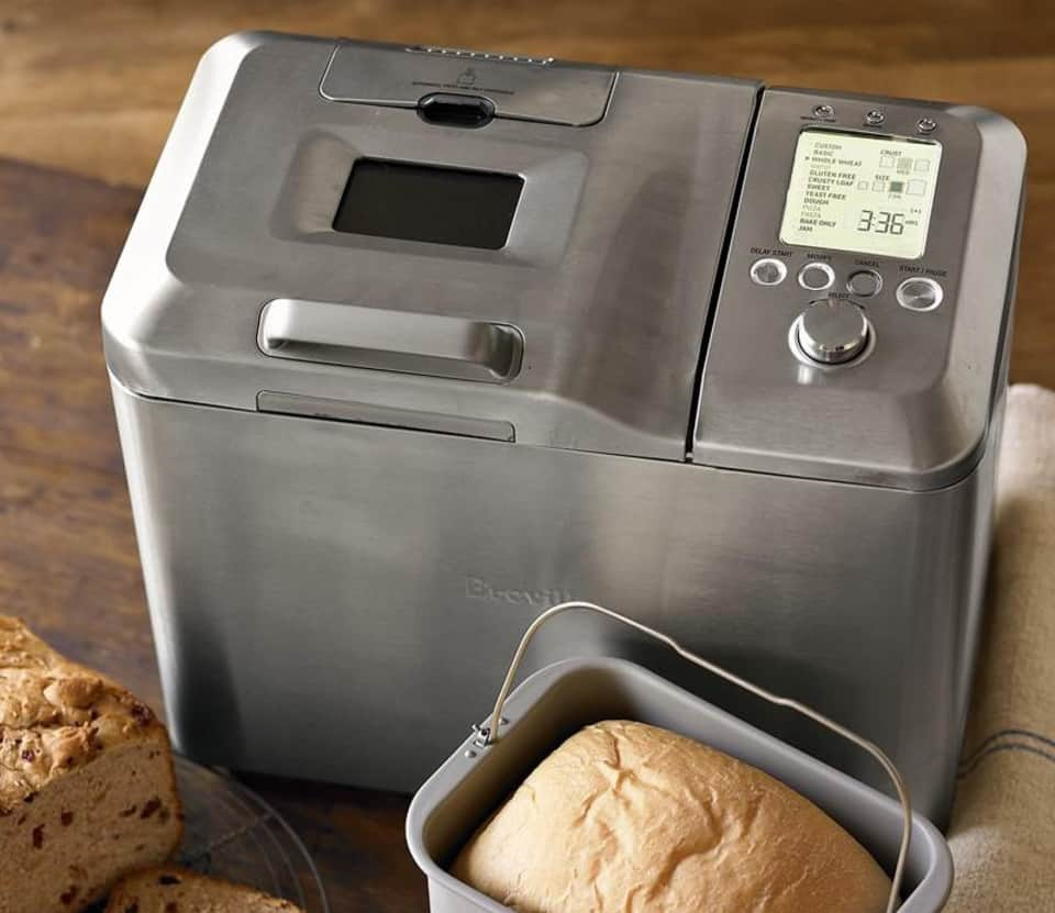 Breville BBM800XL – bread machine
