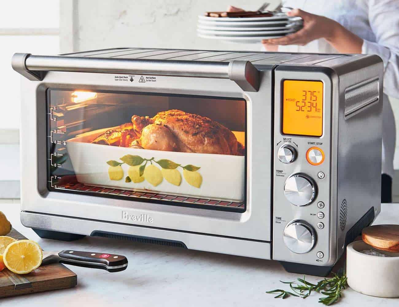 Breville Smart Oven Air – fryer